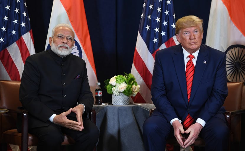 Government Sources Counter Trump's Claim Of Chat With PM On China