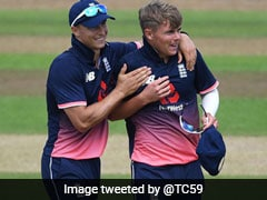 Curran Brothers Involved In Funny Banter After Northamptonshire's Promotion To Division 1