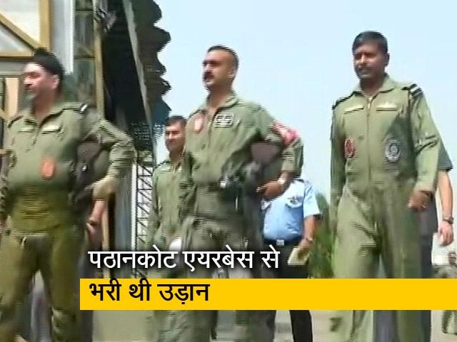 Video : वायुसेना प्रमुख के साथ अभिनंदन ने मिग -21 में भरी उड़ान