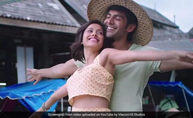 'Kartik Aryan Will Play Hero At 50 And I Will Get Mom Roles': Nushrat Bharucha