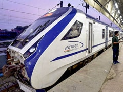 "Railways Issues ""Domestic"" Tender To Manufacture 44 Vande Bharat Trains"