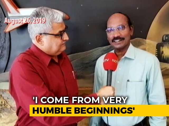 """Video : From """"Barefoot"""" At Mango Orchard To ISRO Chief: Inspiring Life Of K Sivan"""