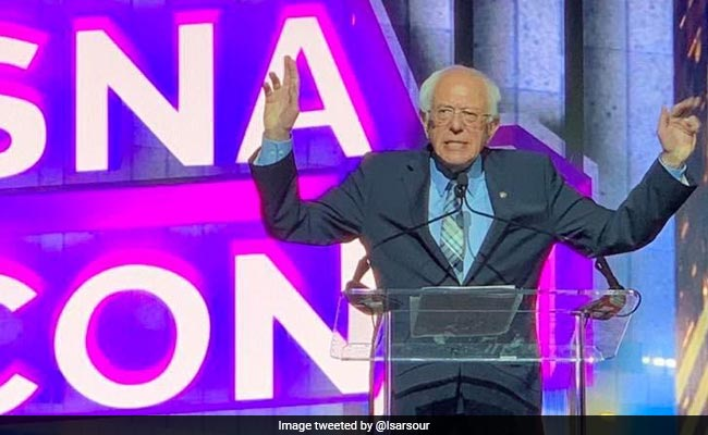 'Deeply Concerned About Situation In Kashmir': US Senator Bernie Sanders