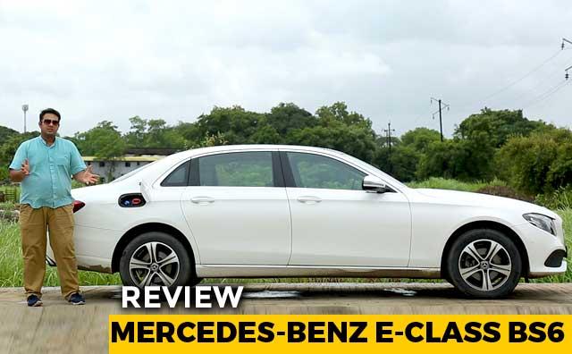 Mercedes-Benz E-Class BS6 Review