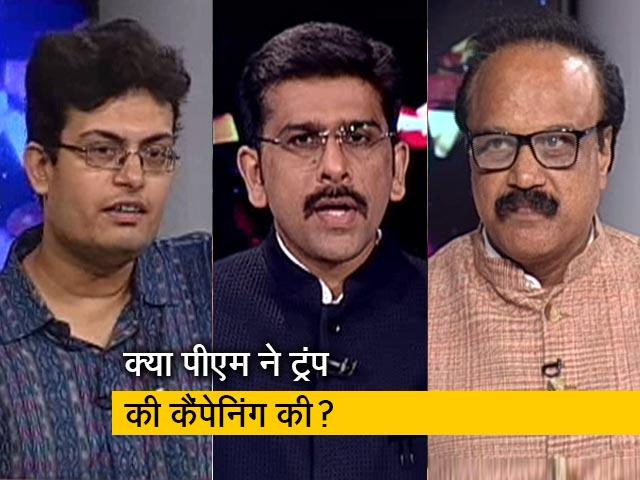 Videos : मुकाबला : फादर ऑफ इंडिया पर छिड़ा संग्राम
