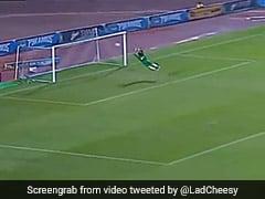 Egyptian Goalkeeper