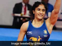 World Wrestling Championships: Vinesh Phogat Wins Bronze After Olympics Qualification