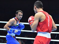 "Amit Panghal Sets Sight On Olympics Gold, Says Will Work On ""Strength And Stamina"""