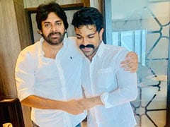 Ram Charan's Birthday Wish For Uncle Pawan Kalyan: 'Thank You For Being There As A Friend, Mentor'