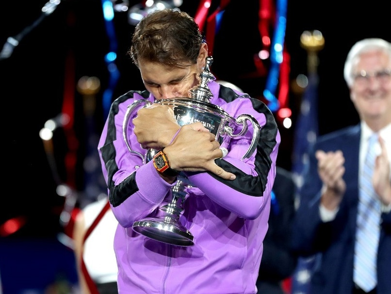 "US Open Champion Rafael Nadal Hails One Of His ""Most Emotional"" Wins"
