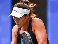 China Open: Garbine Muguruza Knocked Out -- At 2:31am