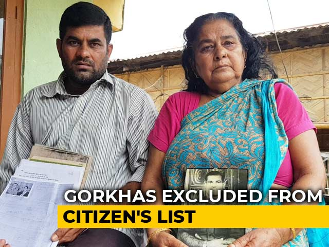"Video : ""Assam Is Home"": Over 1 Lakh From Gorkha Community Not In Citizens' List"