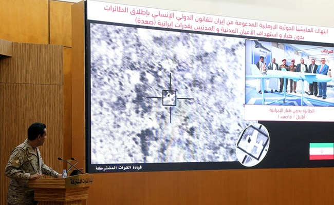 Evidence Points To Iran Weapons Used In Saudi Strike, Says Alliance