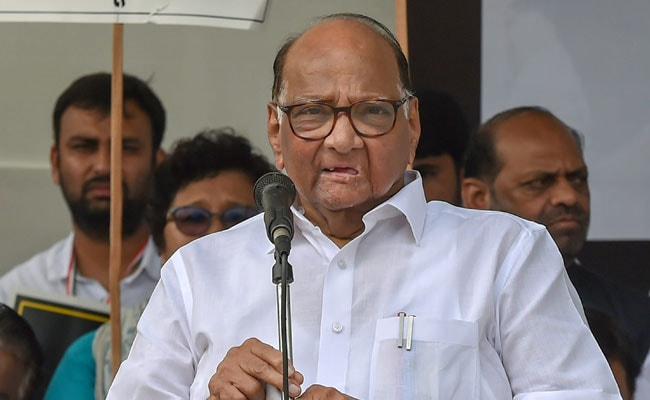 'Should Have Verified My Statement': Sharad Pawar After PM Modi's Attack