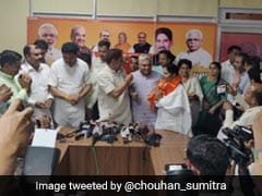 हरियाणा: विधानसभा चुनावों से पहले कांग्रेस को झटका,सुमित्रा चौहान हुईं बीजेपी में शामिल