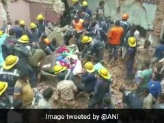 5 Killed In Ahmedabad Building Collapse As 2 More Bodies Found