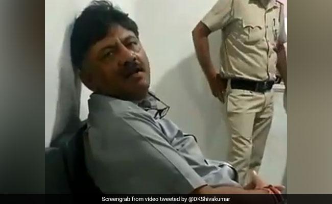 Court Rejects DK Shivakumar's Bail Plea, Says, Release May Hamper Probe