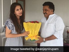Told Urmila Matondkar To Keep Away From Internal Politics: Sanjay Nirupam