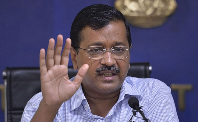 BJP Files Complaint Against Arvind Kejriwal For Alleged Misuse Of Public Money