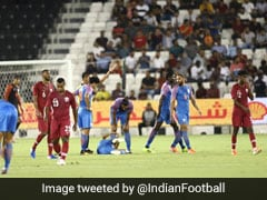 """Dear India, That's My Team, Those Are My Boys"": Sunil Chhetri After India Salvage Draw Against Qatar"