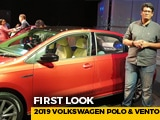Video : 2019 Volkswagen Polo And Vento Facelift First Look
