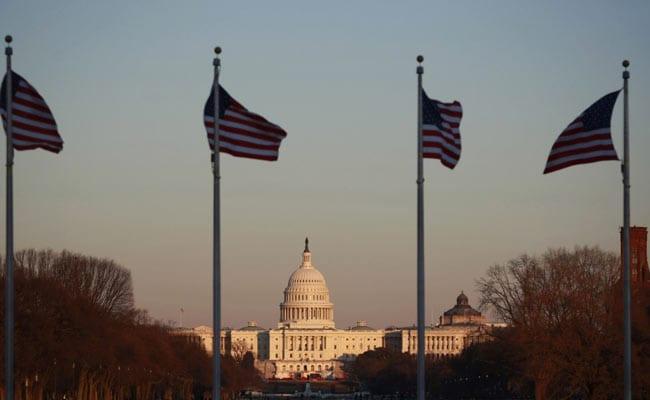 Washington Locks Down Ahead Of Biden Inauguration Amid Possible Violence Warnings