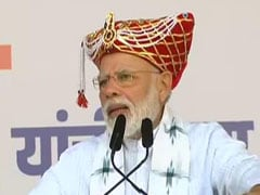 """New Kashmir, New Paradise"": PM's Outreach At Maharashtra Rally"