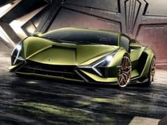 Lamborghini Sian Revealed Ahead Of The 2019 Frankfurt Motor Show
