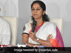 Poll Panel Checks Supriya Sule Helicopter, Finds Nothing Objectionable