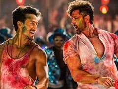 <i>War</i> Song <i>Jai Jai Shivshankar</i> : Hrithik Roshan And Tiger Shroff Share The Dance Floor. Need We Say More?