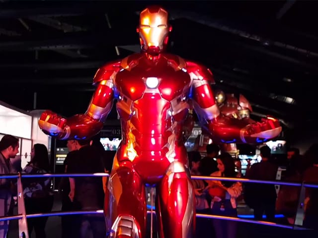 Video : Meet Your Favourite Marvel Superheroes At Avengers S.T.A.T.I.O.N In Mumbai