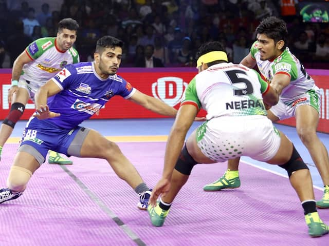 Pro Kabaddi: Haryana Steelers Beat Patna Pirates, Dabang Delhi-Bengaluru Bulls Play Out Draw