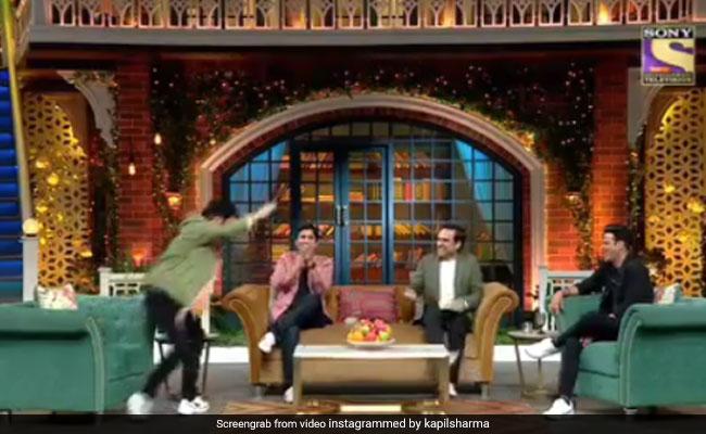 The Kapil Sharma Show: कपिल शर्मा के शो में इस बॉलीवुड एक्टर ने खोला राज, बीवी को रखते थे बॉयज हॉस्टेल में...