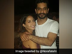 Angad Bedi Opens Up About Rumoured Ex Nora Fatehi: 'Everybody Goes Through Hardships'
