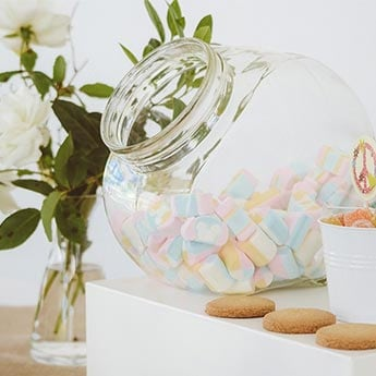 7 Candy Jars To Give Visitors A Warm Welcome