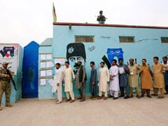 Afghan Presidential Vote Held In Relative Calm, But Turnout Low