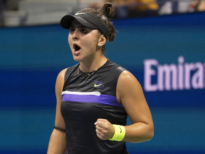 Bianca Andreescu Becomes First Teen In US Open Semi-Finals Since 2009