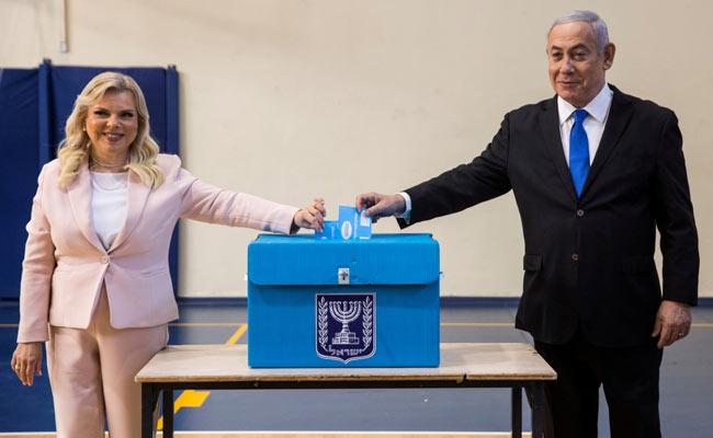 Facebook Blocks Israel PM Benjamin Netanyahu's Chatbot On Election Day