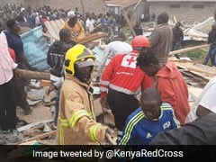 7 Children Killed, 57 Hurt After Classroom Collapses In Kenya's Nairobi