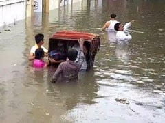73 Dead In Bihar Due To Rain, Many Areas Water-Logged Even After A Week