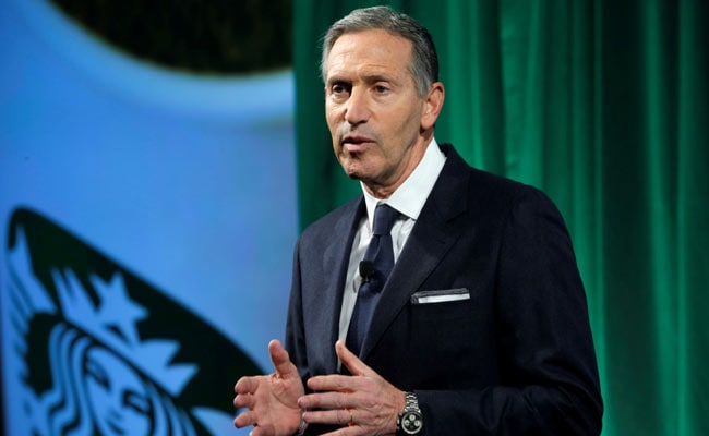 China's Xi Jinping Pens Letter To Starbucks Chairman To Promote Trade
