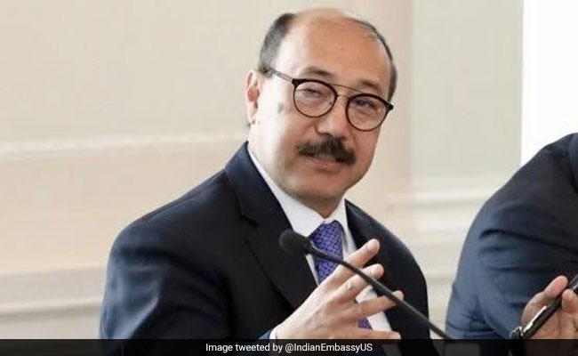 Sections Of US Media Show One-Sided Perspective On Kashmir: Indian Envoy
