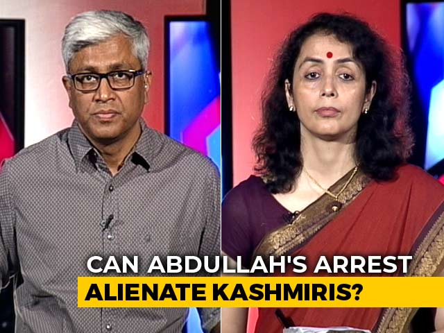 Video : PSA On Farooq Abdullah: Attempt To Silence Or Maintain Peace?