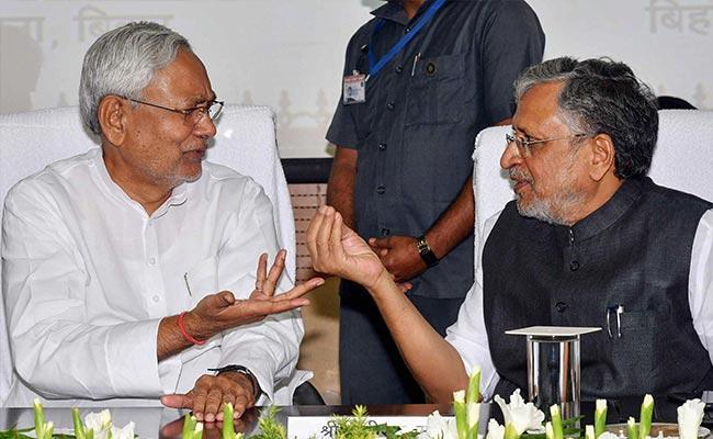 "Row Over Nitish Kumar's ""Captaincy"" Leaves BJP A Divided House In Bihar"