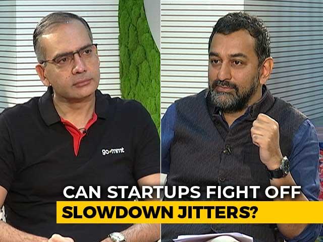 Video : Make My Trip Founder Deep Kalra On Startups vs Slowdown