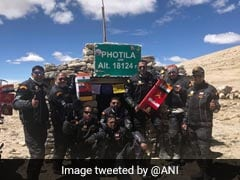 Indian Army Expedition Climbs World's 8 Highest Passes
