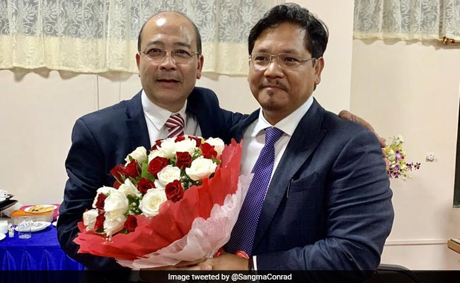 United Democratic Party's Metbah Lyngdoh Elected Meghalaya Assembly Speaker