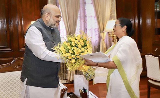 Divisive Politics Won't Work, Says Mamata Banerjee After Amit Shah Attack