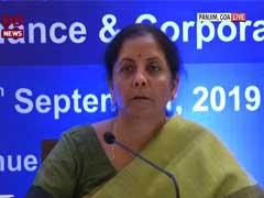 GST काउंसिल की बैठक से पहले वित्त मंत्री निर्मला सीतारमण का ऐलान, कंपनियों के लिए घटा Corporate Tax