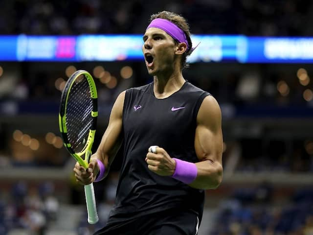 Rafael Nadal Advances To US Open Final Against Daniil Medvedev